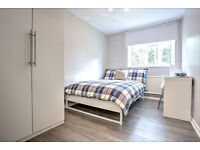 Amazing refurbished double room in Clapham! Book your viewing now!