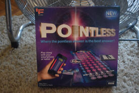 Pointless Board Game. Good used Condition. Free Postage (23.1)