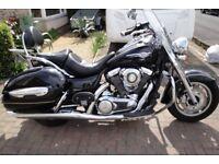 Kawasaki classic tourer