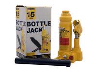 Halfords 1.5 Ton Bottle Jack - Brand New