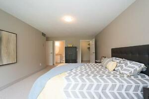 LARGE Luxury 1 Bedroom close to downtown Waterloo! Kitchener / Waterloo Kitchener Area image 2