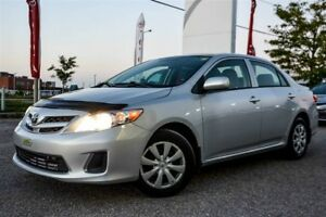 2013 Toyota Corolla CE, A/C, LOW KM, POWER GROUP