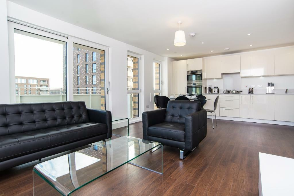 3 bedroom flat in No. 1 The Avenue, Ivy Point, Bow E3