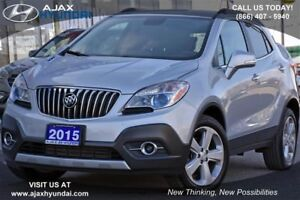 2015 Buick Encore AWD Convenience Bluetooth Keyless Entry Must S