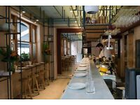 Hostess for stylish OPSO restaurant Part Time