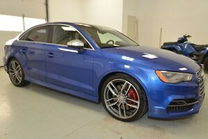 2015 Audi S3 2.0T Technik MAGNETIC RIDE CONTROL SYSTEM