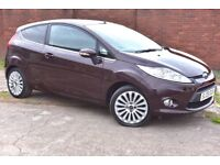 Ford Fiesta 1.4 Automatic ,year MOT ,low mileage ,mint condition
