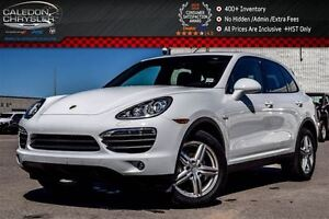 2014 Porsche Cayenne S Hybrid|AWD|Navi|Pano Sunroof|Bluetooth|Le