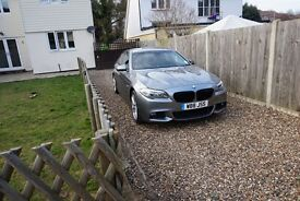 BMW 525D M SPORT. Metallic Grey. Immaculate Condition