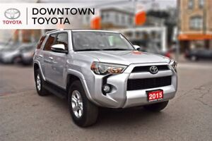 2015 Toyota 4Runner SR5 UPGRADE, LEATHER, NAVI, CAMERA, SUNROOF