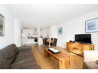 "40"" Television , iPod dock & dvd player included! Luxury 2 bed 2 bath in Vauxhall -"