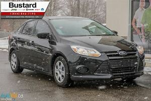 2014 Ford Focus S | A/C | MANUAL GEARBOX | GAS MISER | EXTRA CLE