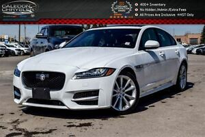2016 Jaguar XF R-Sport|AWD|Navi|Sunroof|Backup Cam|Bluetooth|Lea