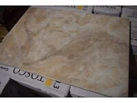 CLEARANCE TILES BARGAIN! NEW UNUSED! £8 PER SQ METER ! FURTHER DISCOUNT ON BIGGER BUY