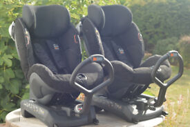 Car seats by BeSafe (2 seats) bargain (ONLY 1 LEFT)