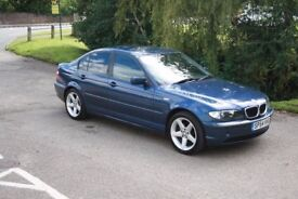 Read below - BMW 316i SE Auto - Lovely condition but needs a timing chain - no miles since MOT