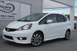 2013 Honda Fit Sport/SELEUMENT 40 000KM/MAG