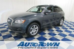 2011 Audi Q5 2.0T Premium Plus AWD/LEATHER/HTD SEATS/BLUETOOTH