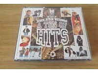 Stock, Aitken and Waterman - A Ton Of Hits - 3 Disc CD