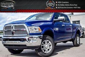 2017 Ram 2500 New Truck Laramie Diesel|4x4|Sunroof|Backup Cam|Bl