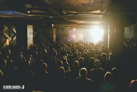 Part time bar staff wanted for Cowgate live music venue