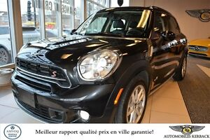 2015 Mini Countryman S ALL4 TURBO CUIR/KEYLESS/BLUETOOTH $64/SEM