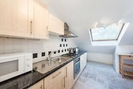** SPACIOUS AND BRIGHT TOP FLOOR 1/2 BEDROOM FLAT £375/week doesn't get cheaper than this! **