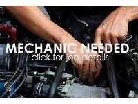 Workshop Mechanic position available