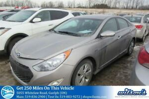 2013 Hyundai Sonata Hybrid HYBRID AUTOMATIC! HEATED SEATS! CRUIS