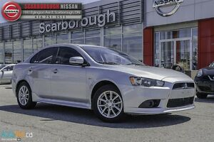 2015 Mitsubishi Lancer SE-ACCIDENT FREE WITH UNDER 38000KM'S!!!!