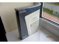 **** AMAZON Kindle Paperwhite in white ****
