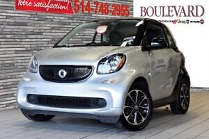 2016 Smart FORTWO PASSION BAS KM SIEGES CHAUFF