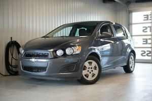 2013 Chevrolet Sonic LS A/C AUTOMATIQUE BLUETOOTH