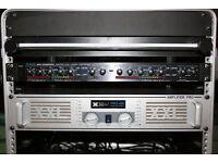 XXL Pro 480 Amplifier