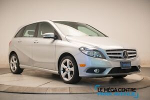 2013 Mercedes-Benz B-Class B250 Sports CUIR, BTH**RESERVE**
