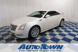 2011 Cadillac CTS 4 PERFORMANCE 3.6L V6 AWD/NAV/REAR CAM