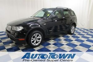 2009 BMW X3 xDrive30i AWD/ACCIDENT FREE/SUNROOF