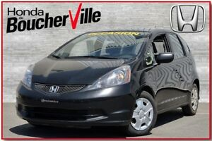 2014 Honda Fit DX-A Manuel Retour de location Jamais accidenté