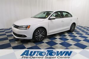 2013 Volkswagen Jetta 2.5L Highline/SUNROOF/ACCIDENT FREE