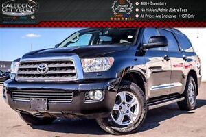 2013 Toyota Sequoia SR5|4x4|8 seater|Sunroof|Backup Cam|Leather|