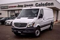 2014 Mercedes-Benz Sprinter 2500 Diesel High Roof Bluetooth Pwr