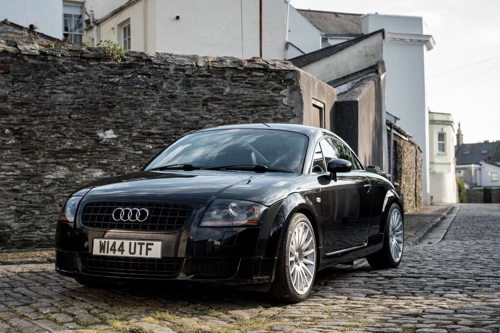 2000 audi tt 225 quattro coupe quattro sport styling enthusiast owned fsh in plymouth. Black Bedroom Furniture Sets. Home Design Ideas