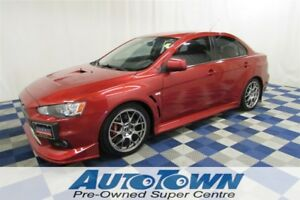 2010 Mitsubishi LANCER EVOLUTION MR AWD/NAV/SUNROOF/TOUCH SCREEN