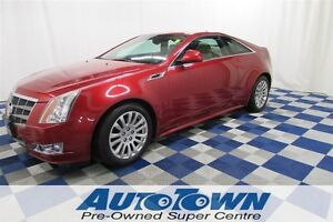 2011 Cadillac CTS Performance/SUNROOF/HID/LTHR/HTD STS