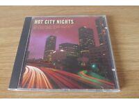 Hot City Nights - CD