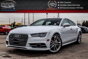 2017 Audi A7 3.0T Technik|Quattro|Only 10187 KM|Navi|Sunroof|Ba