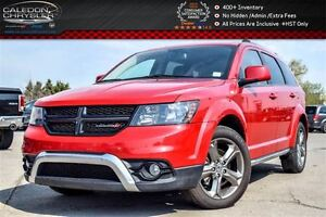 2016 Dodge Journey Crossroad|7 Seater|Navi|Sunroof|Backup Cam|Bl