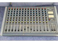 Desc Tech 1202 12 channel mixer