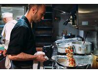 EXPERIENCED CHEF - CENTRAL LONDON W2 (italian restaurant)