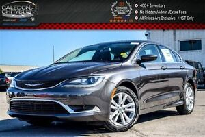 2016 Chrysler 200 NEW Car|Limited |Backup Cam|Bluetooth|R-Start|